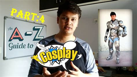 guide cosplay tutorial part exp making iron
