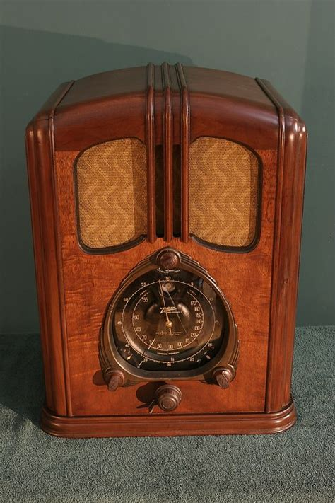 Zenith Floor Radio by Waves Radios And Models On