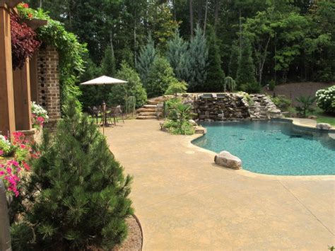 cool backyard pools cool backyard pools home planning ideas 2018