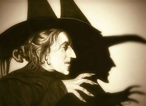 The Witch In The The Witch And The Wardrobe by Witch Of The West By Thenightgallery On Deviantart