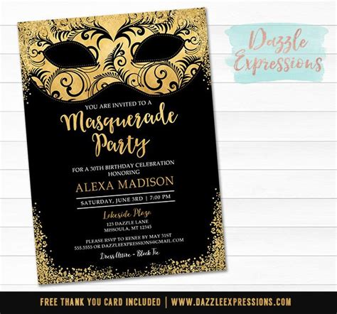 printable elegant birthday invitations 1171 best images about printable invitations on pinterest