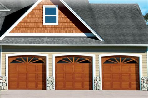garage door traditional wood garage doors