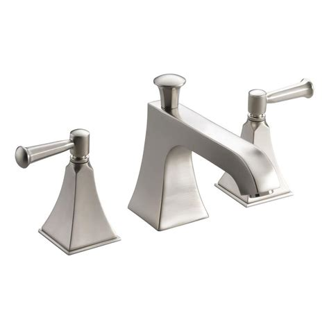 kohler memoirs deck mount bath faucet trim with stately
