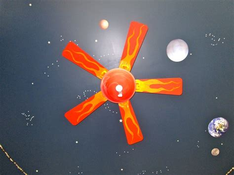 solar system ceiling fan 17 best images about ceiling fans on coastal