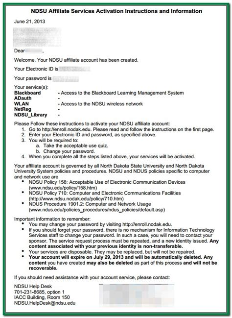 ndsu it help desk guest and affiliate accounts information technology