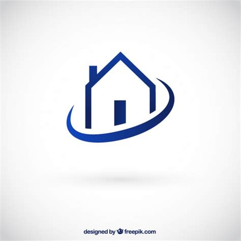 home design logo free house logo vector free download