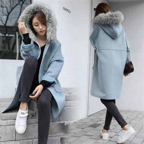 Jacket Korean Style 1 2017 korean style autumn winter jacket basic coat