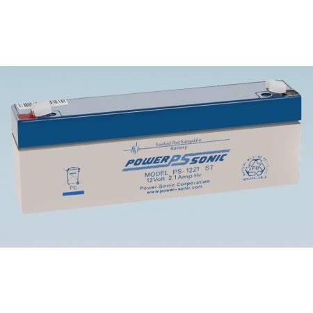 Taille Haie Batterie 1221 by Batterie 12v Rechargeable 2 1ah Power Sonic Ps 1221gb