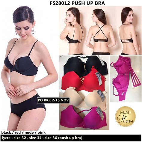 H8872 Bra Set Import Premium push up bra supplier baju bangkok korea dan hongkong