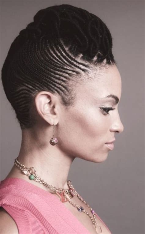 different kind of corn rolled hair styles 58 beautiful cornrows hairstyles for women