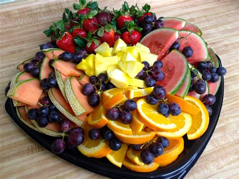 fruit platter fresh fruit platter for a crowd