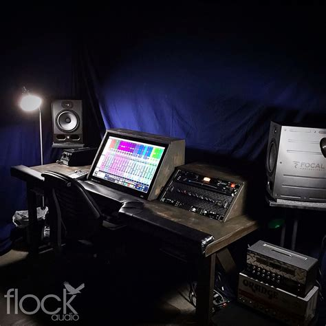 slate mti2 desk custom built slate digital mti2 recording