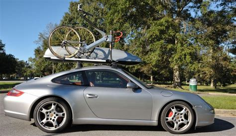 Bike Rack For Porsche Cayenne by Bike Rack For A 997 Coupe Page 2 Rennlist Porsche Discussion Forums