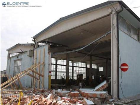 capannone dwg dall emergenza alla sicurezza sismica dei capannoni
