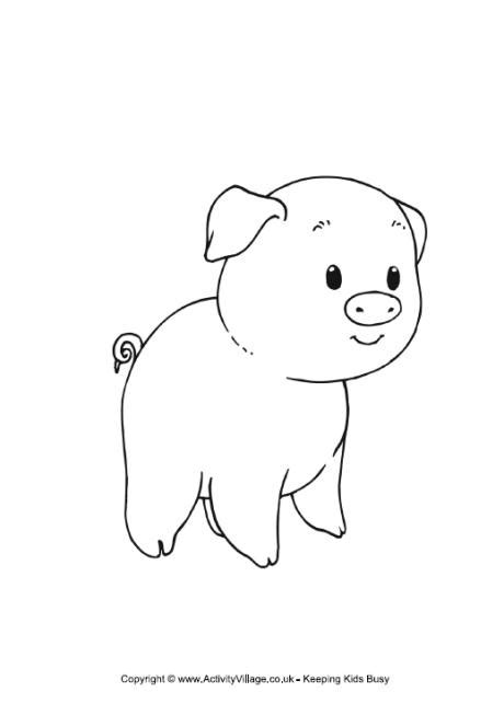 baby pigs coloring page baby teacup pigs coloring pages coloring pages