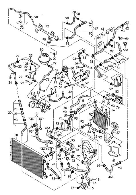 AUDI 1 8T VACUUM DIAGRAM - Auto Electrical Wiring Diagram