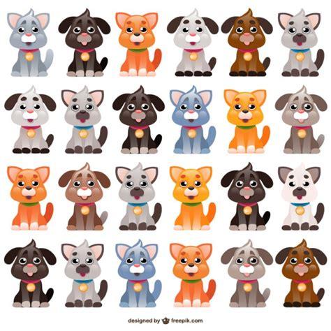 imagenes de animales gratis dibujos de perros descargar vectores gratis