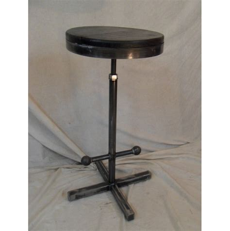 Handmade Wooden Bar Stools - handmade reclaimed wood steel bar stool aftcra