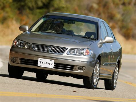 nissan sylphy 2004 nissan bluebird sylphy 2 0xj g related infomation