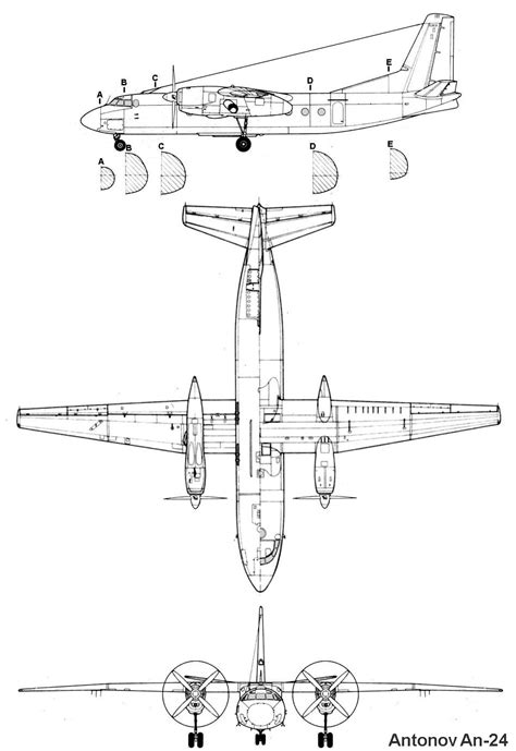 AviationsMilitaires.net — Antonov An-24 (OTAN : Coke)