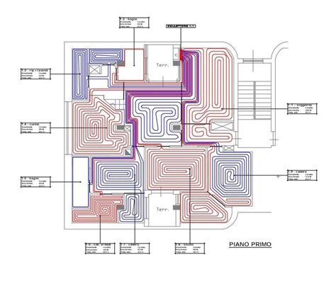 impianto riscaldamento a soffitto preventivo schema impianto riscaldamento habitissimo