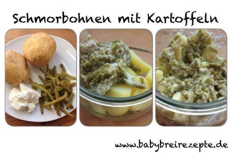 kartoffelbrei baby thermomix schmorbohnen mit kartoffeln rezept zum selbermachen