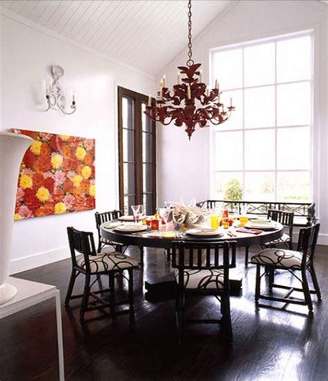 Chandeliers Small Dining Area Dining Room Enchanting Image Of Dining Room Decoration
