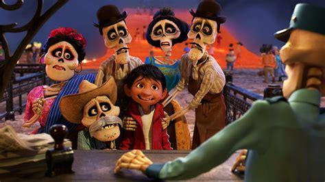 coco pixar wallpaper coco animation pixar 2017 4k movies 7847