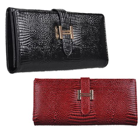 pattern for long leather wallet newly fashionnewly luxury women s sexy wallet leather