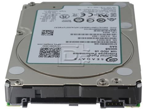 Hardisk Sas seagate st900mm0168 900gb 2 5 quot 12gbps 10k rpm enterprise sed sas hdd