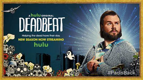 Dead Beat deadbeat hulu tv show cancelled no season four