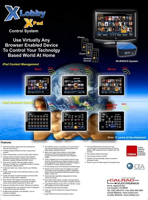 brochure templates for android xlobby news 187 news archive 187 xlobby xpad features brochure