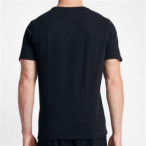 Tshirt Nike F C Black nike f c foil mens clothing t shirts black white
