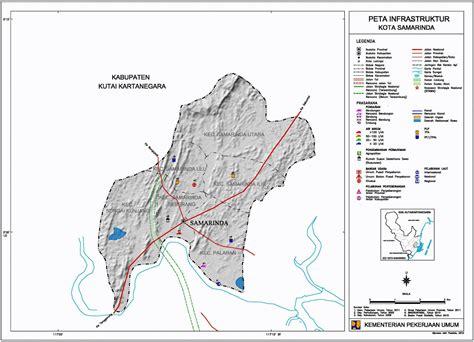 Lu Hid Di Samarinda peta kota peta kota samarinda
