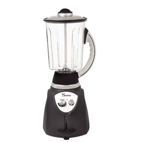Blender Zet Blend keukenblender polycarbonaat kan 4ltr horecatraders