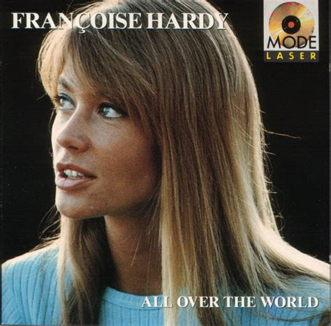 francoise hardy if we are only friends fran 231 oise hardy all over the world cd album at discogs