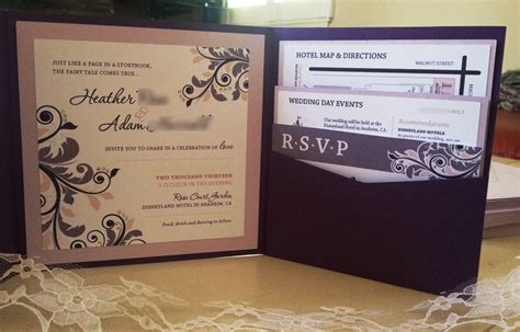 Mountain Home Decor by Diy Fairy Tale Wedding Invitations This Fairy Tale Life