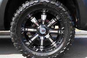 Best Chrome Truck Wheels Black Rims For Trucks Style And Performance Tires