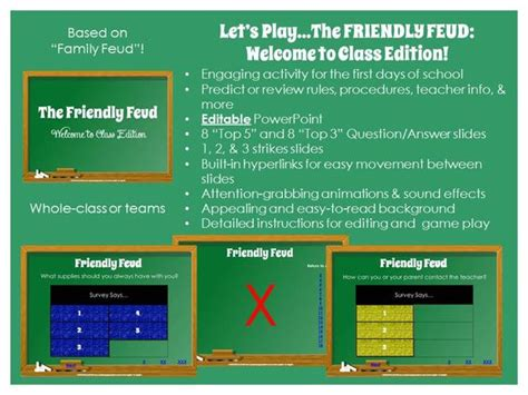 Pinterest The World S Catalog Of Ideas Family Feud Classroom