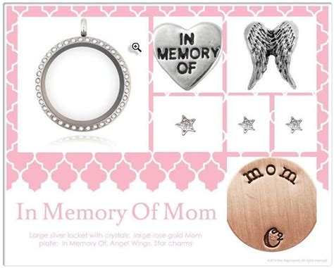Origami Owl In Memory Of - 106 best origami owl images on origami owl