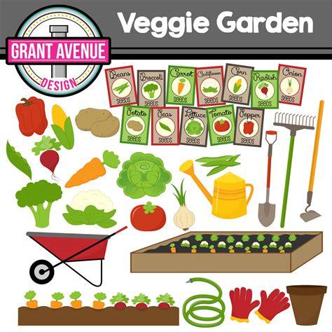 vegetable garden clipart vegetable gardening clipart