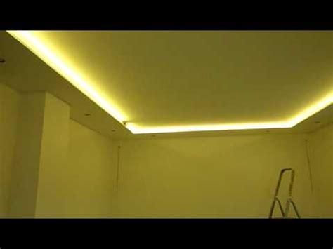 Indirektes Licht Wohnzimmer Indirekte Beleuchtung Youtube