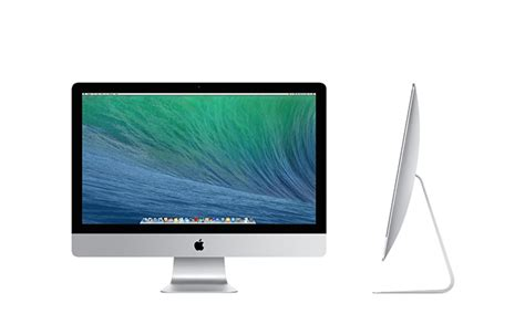 Imac 21 5 Late 2014 I5 1 4 Ghz Ram 8 Gb Kondisi Normal apple introduces a new entry level imac