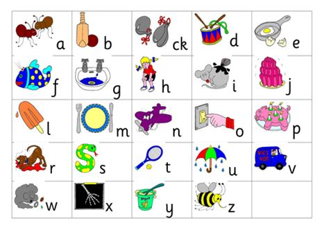 phase 1 letters and sounds by tiptopteach2010 uk