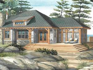 Plans For Retirement Cabin Cottage Home Design Plans Small Retirement Home Plans
