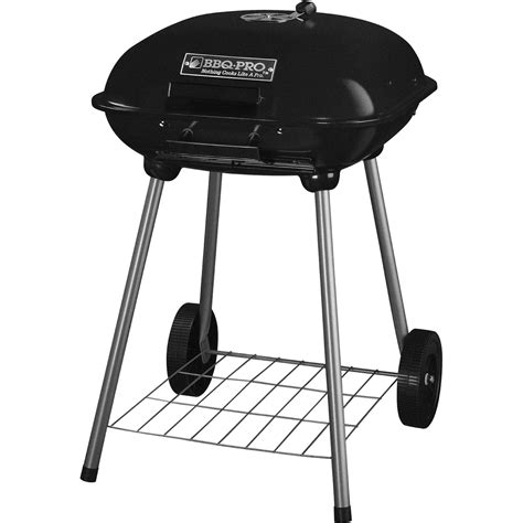 Bbq Pro 18 Quot Kettle Charcoal Grill Limited Availability Backyard Grill Charcoal