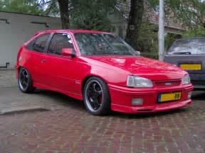 Gsi Opel Opel Kadett Gsi 16v Motoburg