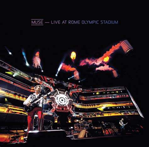 live rome muse new live album live at rome olympic stadium