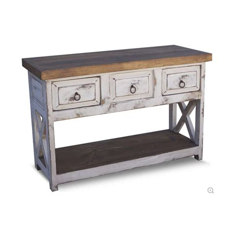 farmhouse vanity with 3 drawers for sale