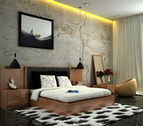 33 Cool Ideas For Led Ceiling Lights And Wall Lighting Contemporary Bedroom Lights